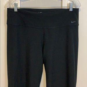 Nike black One Legend power training pants